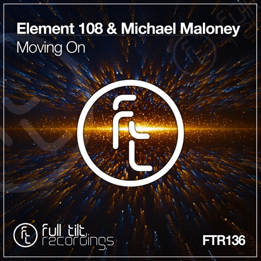 Moving On - Single by Michael Maloney & Element 108