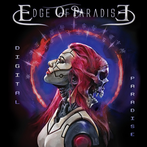Art for Digital Paradise by Edge Of Paradise