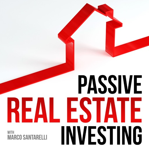 Cover image of Passive Real Estate Investing