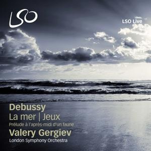 Valery Gergiev & London Symphony Orchestra - La Mer, L. 109: III. Dialogue du vent et de la mer