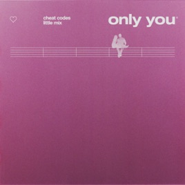 Cheat Codes & Little Mix – Only You – Single [iTunes Plus M4A] | iplusall.4fullz.com