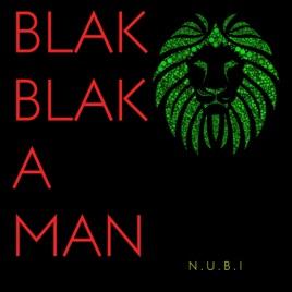 n u b iの blak blak a man をapple musicで