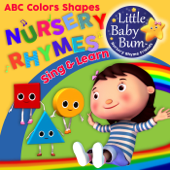 ABC Colors Shapes and More - Fun Songs for Learning with LittleBabyBum