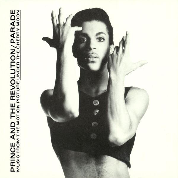 Prince & The Revolution mit Kiss