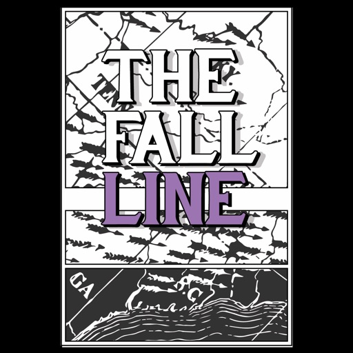 Cover image of The Fall Line: a true-crime serial