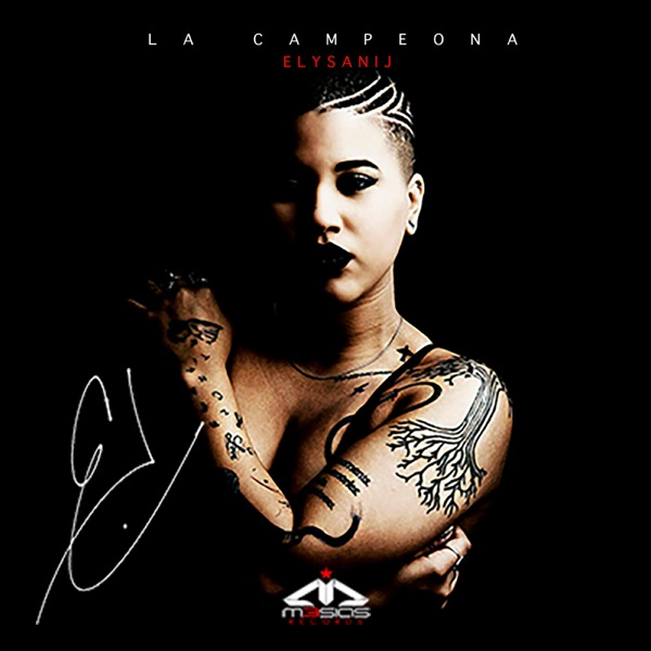 Cover art for La Campeona