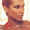 Alicia Keys - Girl On Fire  artwork