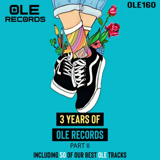 3 Years of Ole Records Part II by Various Artists