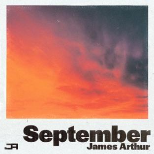 James Arthur - September - Single