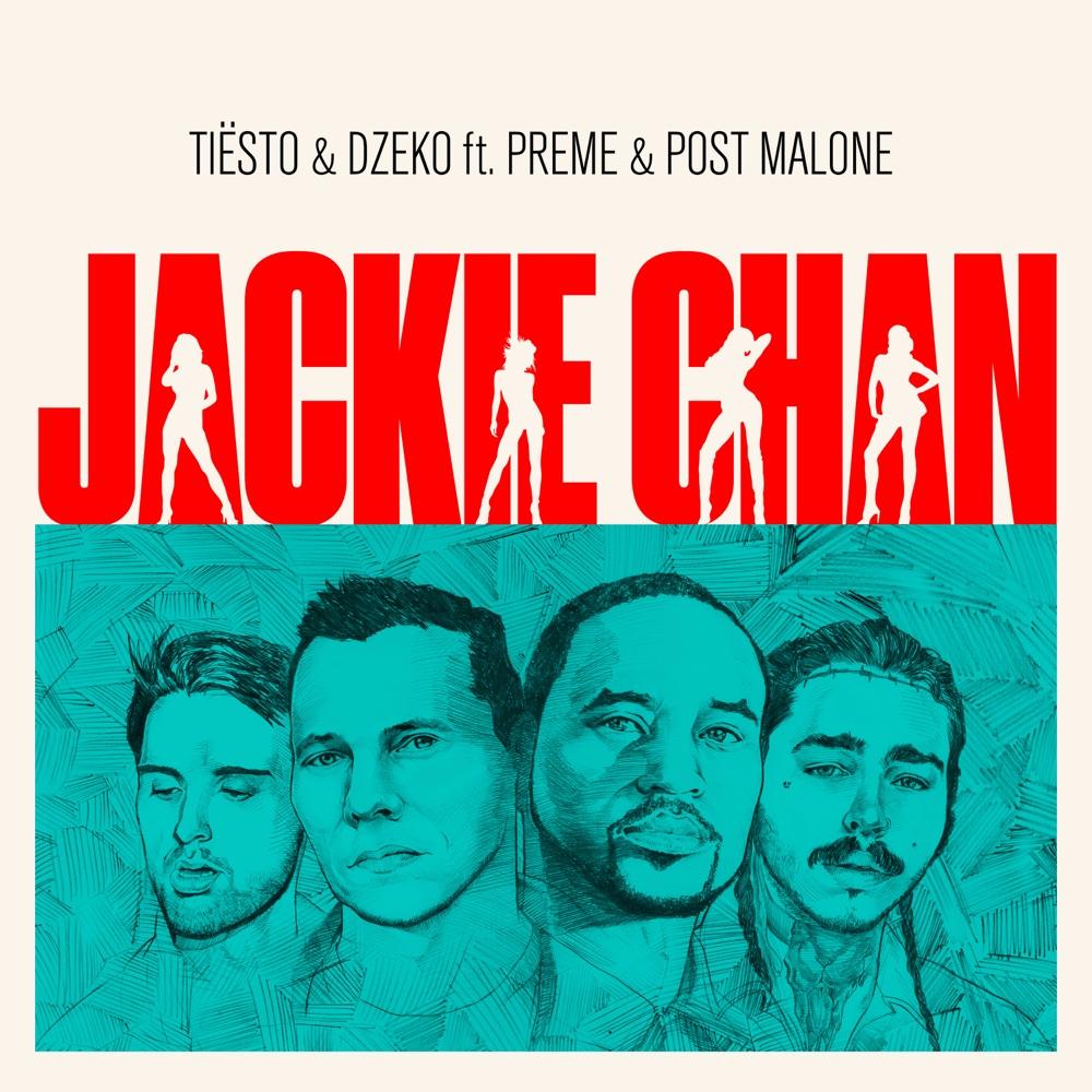 Tiësto  Jackie Chan (feat. Preme