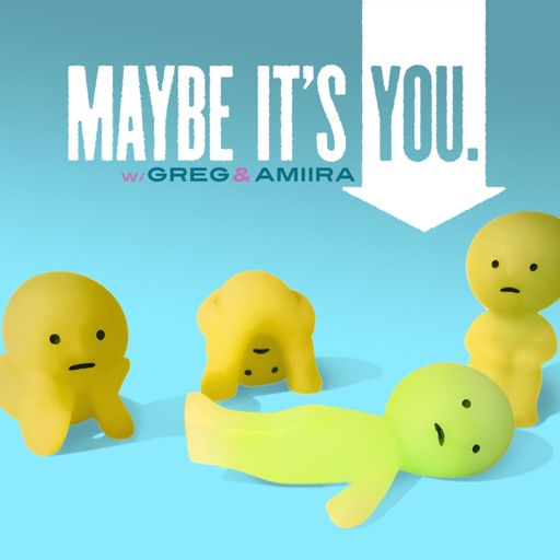 Cover image of Maybe It's You