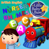 ABC Balloons (British English Version) - Little Baby Bum Nursery Rhyme Friends