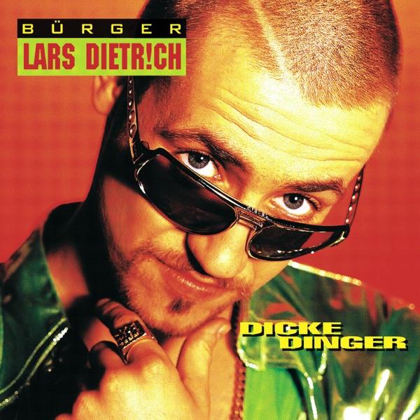 Bürger Lars Dietrich mit Sexy Eis