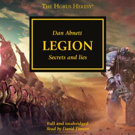 Legion: The Horus Heresy, Book 7 (Unabridged) audiobook