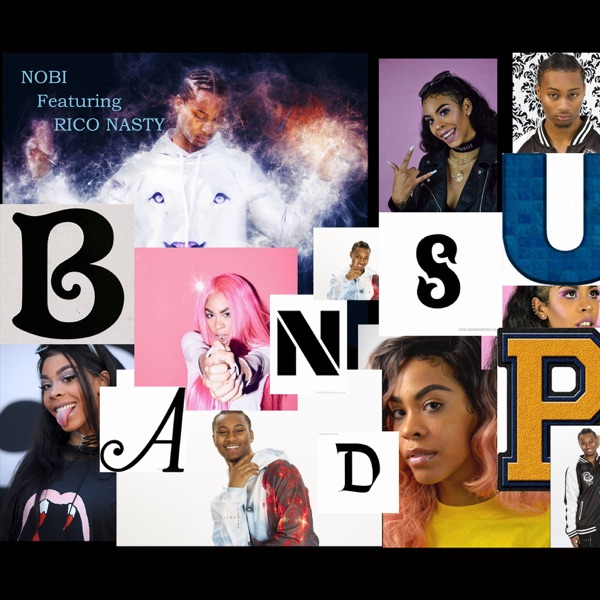 Bands Up (feat. Rico Nasty) - Single