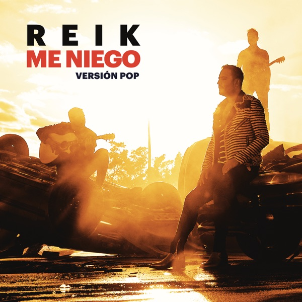 Me Niego (Versión Pop) - Single