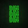 Ludmilla - Din Din Din (Participação especial de MC Pupio e MC Doguinha) [feat. Mc Doguinha & MC Pupio] grafismos