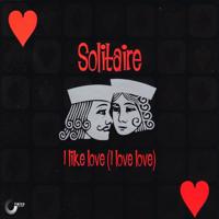 Solitaire - I Like Love (I Love Love) - EP artwork