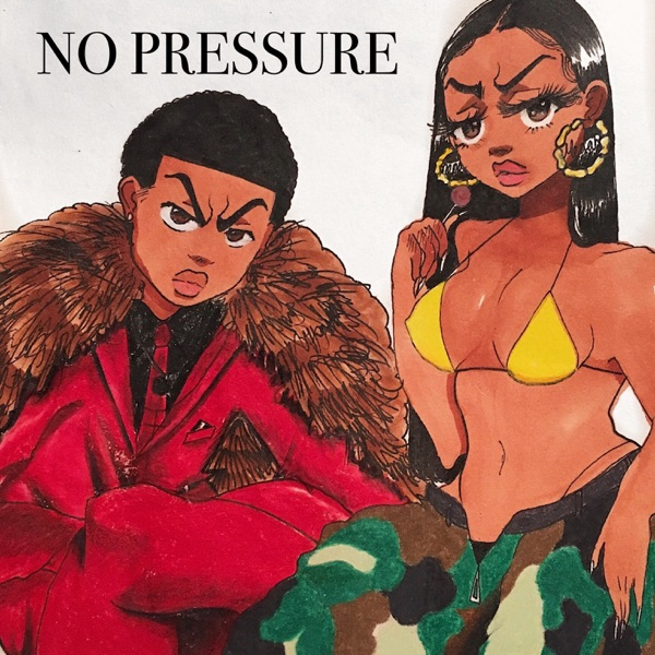 No Pressure (feat. Megan Thee Stallion) - Single