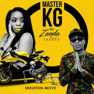 Master KG - Skeleton Move feat. Zanda Zakuza