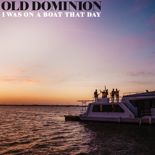 Art for I Was On a Boat That Day by Old Dominion