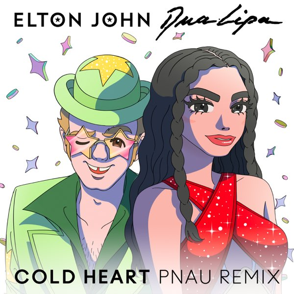 Cold Heart (PNAU Mix)