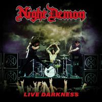 Night Demon - Live Darkness artwork