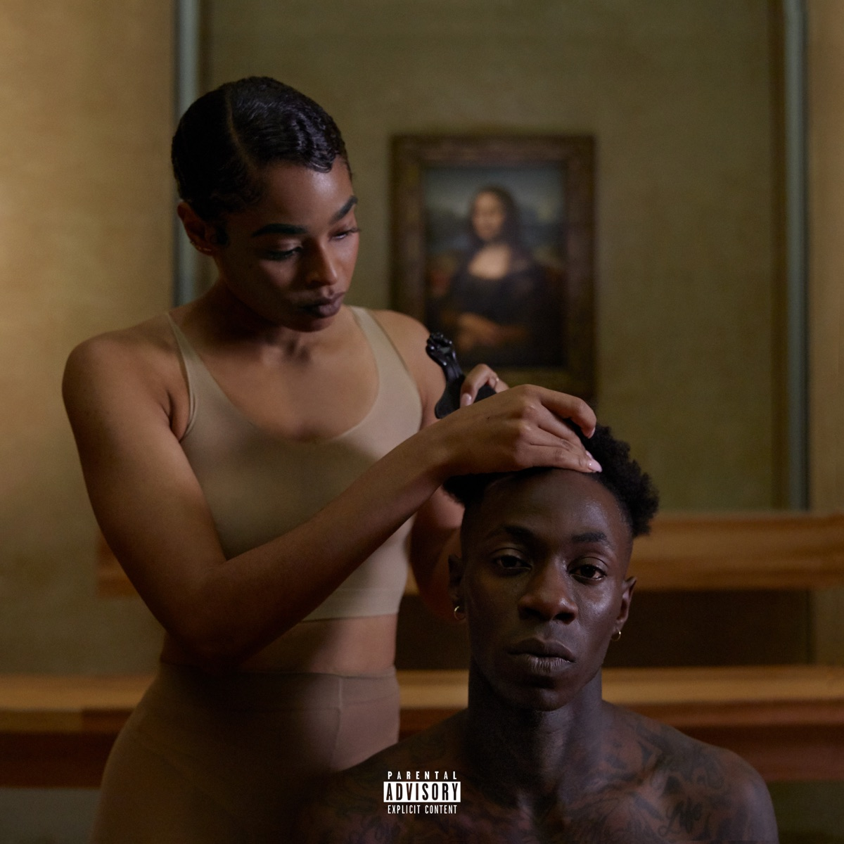 EVERYTHING IS LOVE THE CARTERS CD cover