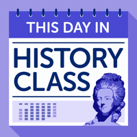 Podcast cover art for This Day in History Class
