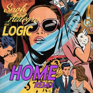 Home (Remix) [feat. Logic] - Single Mp3 Download