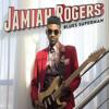 Jamiah Rogers - Blues Superman artwork