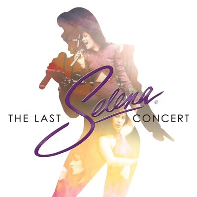 The Last Concert (Live From Astrodome) - Selena album