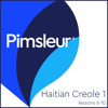 Pimsleur - Haitian Creole Phase 1, Unit 06-10: Learn to Speak and Understand Haitian Creole with Pimsleur Language Programs  artwork