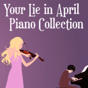 Your Lie In April Piano Collection - Cat Trumpet - Cat Trumpet