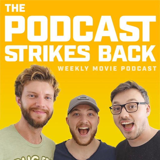 Cover image of The Podcast Strikes Back