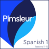 Pimsleur - Spanish Level 1 Lessons 11-15: Learn to Speak and Understand Spanish with Pimsleur Language Programs  artwork