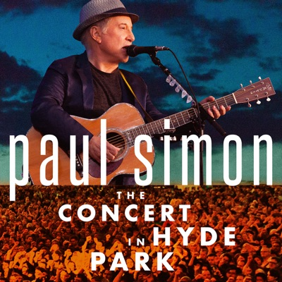 The Concert in Hyde Park - Paul Simon