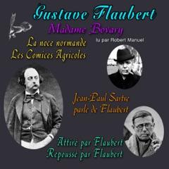 Madame Bovary / Jean-Paul Sartre parle de Flaubert / Attiré par Flaubert, repoussé par Flaubert