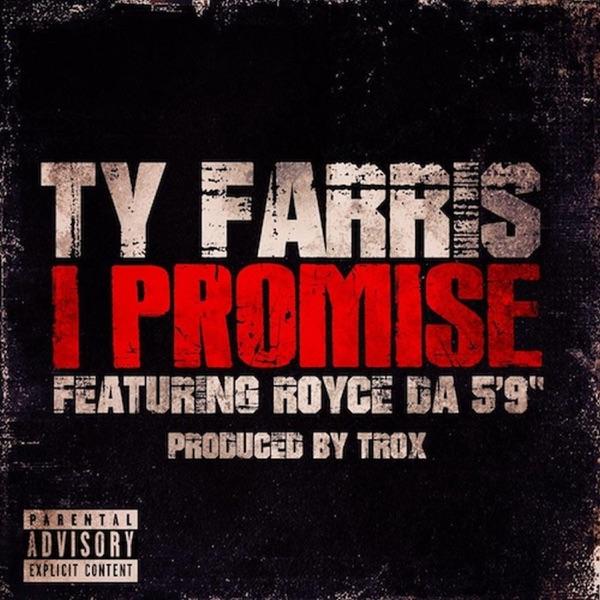 I Promise (feat. Royce Da 5'9) - Single