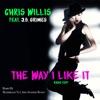 The Way I Like It Maximilian Tux Antoine Russo Radio Edit feat J B Grimes Single