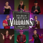 Disney Villains Medley (feat. Whitney Avalon)-Peter Hollens