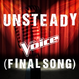 Unsteady (The Voice Final Song) (Originally Performed by Mo) [Karaoke  Version] - Single by Starstruck Backing Tracks