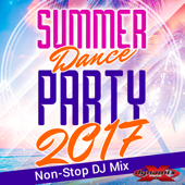 Summer Dance Party 2017 (Non-Stop DJ Mix For Fitness, Exercise, Running, Cycling & Treadmill) [130-134 BPM]