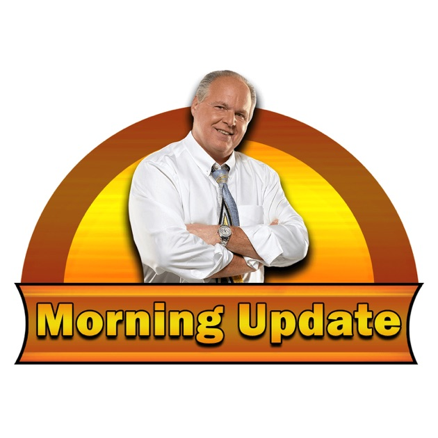 Rush Limbaugh Morning Update By The Rush Limbaugh Show On Apple Podcasts