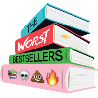 Podcast cover art of The Worst Bestsellers