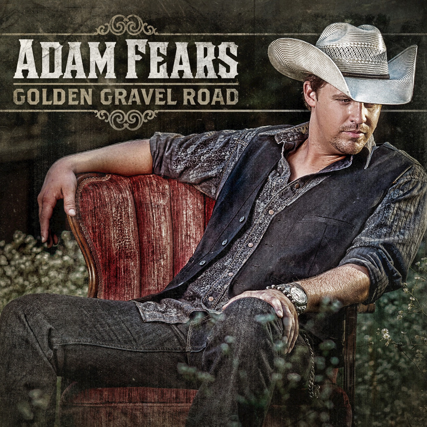 Golden Gravel Road