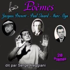 Poèmes : Jacques Prévert, Paul Eluard, Marc Alyn - 28 Poèmes