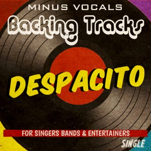Backing Tracks Minus Vocals - Despacito (In the Style of Despacito Luis Fonsi and Daddy Yankee)