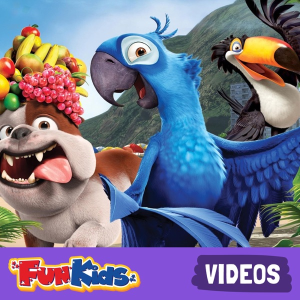 Rio 2 on Fun Kids