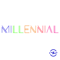 Podcast cover art for Millennial